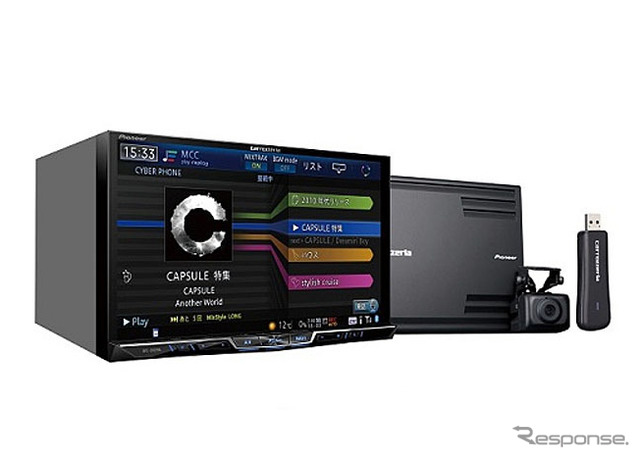 Carrozzeria Cyber Navi AVIC-ZH0999LS (reference image)