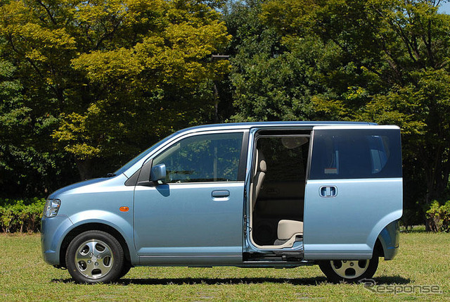 "[Impl ' 06] ' Okajima Yuji Mitsubishi eK wagon ""เพียงบางกลุ่มเท่าประตูมีความสะดวกเมื่อนั้น"