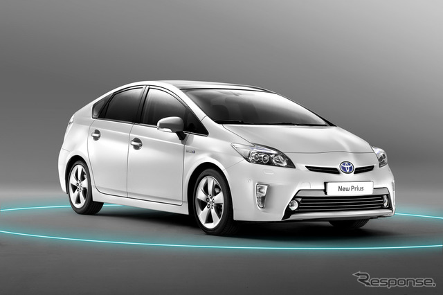 Toyota Prius (European version)