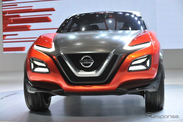 Nissan Gripz Concept (2015 Tokyo Motor Show)