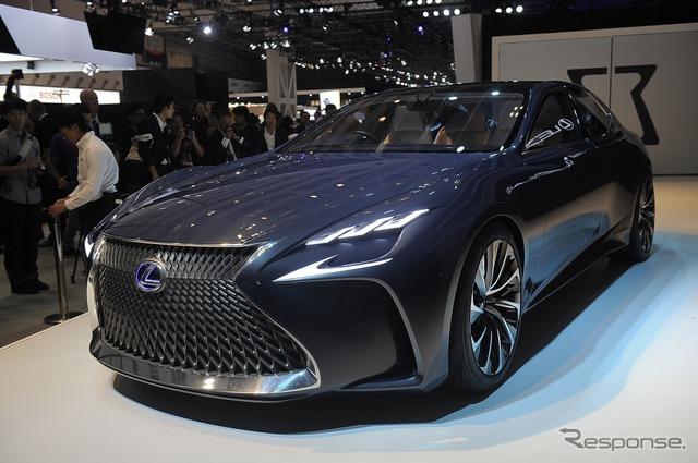 Lexus LF-FC (2015 Tokyo Motor Show)