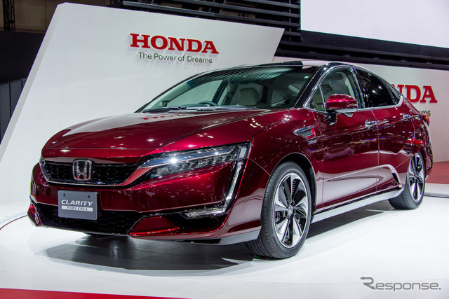 Honda Clarity Fuel Cell (2015 Tokyo Motor Show)