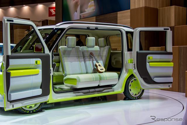 Daihatsu Hinata Concept (2015 Tokyo Motor Show)