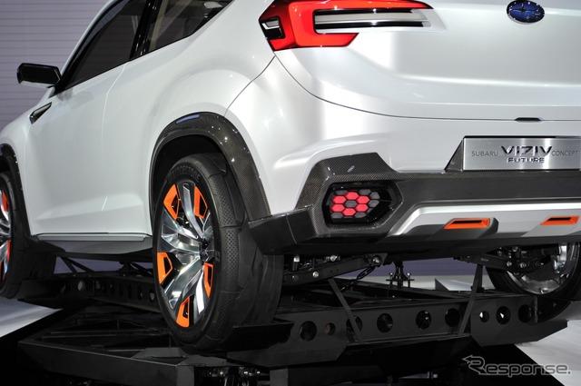 Subaru Vij b future concept (Tokyo Motor Show 15)