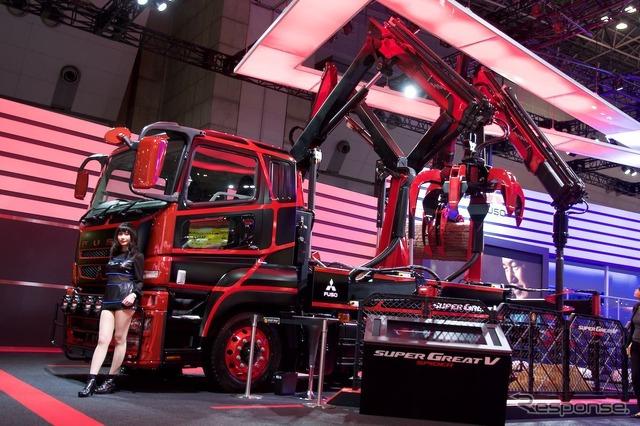 Laba-laba Super V (Tokyo Motor Show 15)