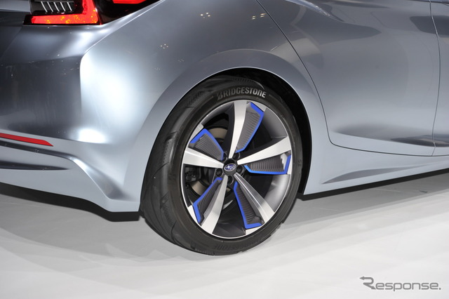 Subaru Impreza 5-door concept (Tokyo Motor Show 15)