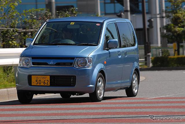 [Impl ' 06] ฉาย 'Shimono yasufumi Mitsubishi eK wagon' ความง่ายในการใช้งาน