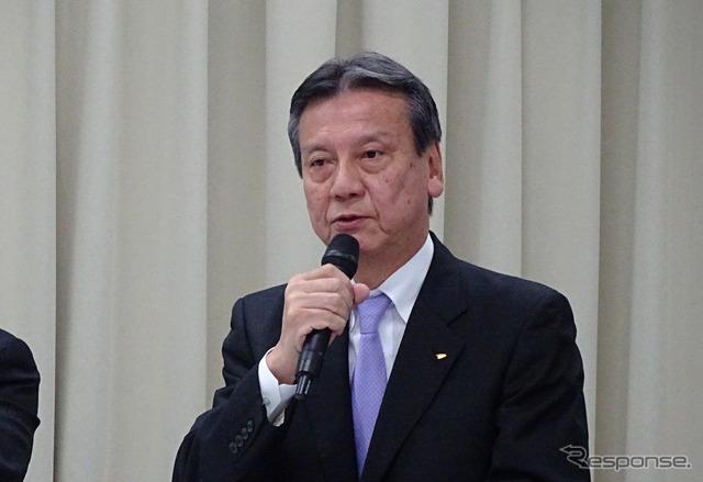 Daihatsu industrial Mitsui regular President