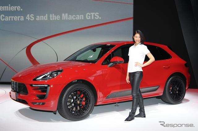 Porsche Makan GTS (Tokyo Motor Show 15)