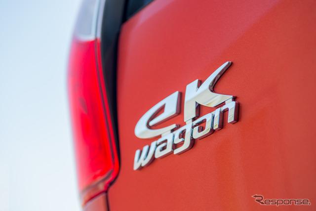 Mitsubishi eK Wagon T Safety Package