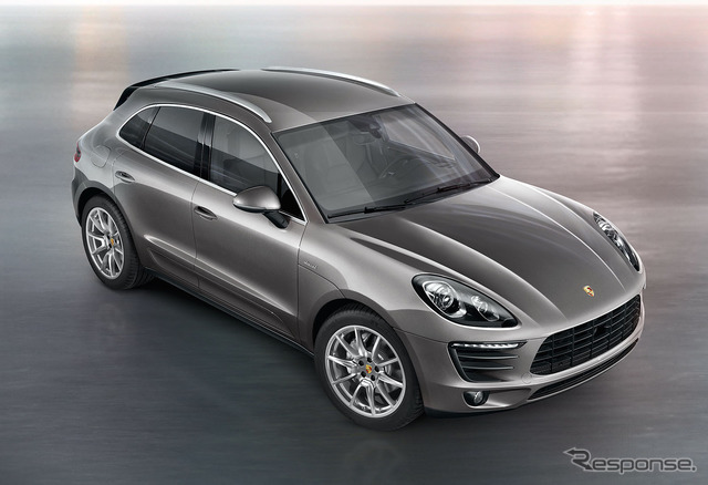 Porsche Makan S (the reference image)