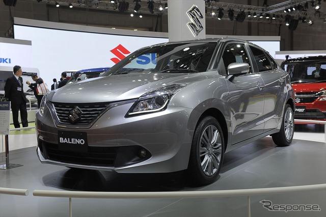 Suzuki Baleno (2015 Tokyo Motor Show)