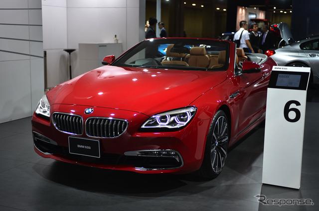 BMW 650i (Tokyo Motor Show 15)