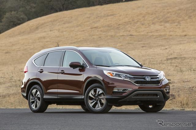 Honda CR-v model 2015