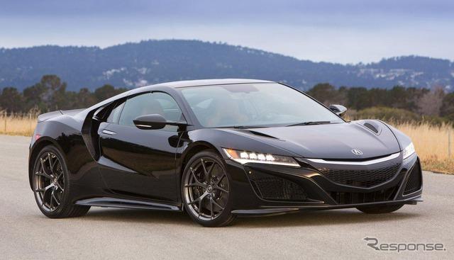 New Acura (Honda) NSX
