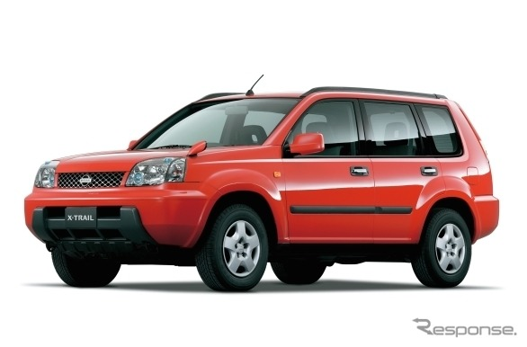 Nissan x-trail first (reference image)