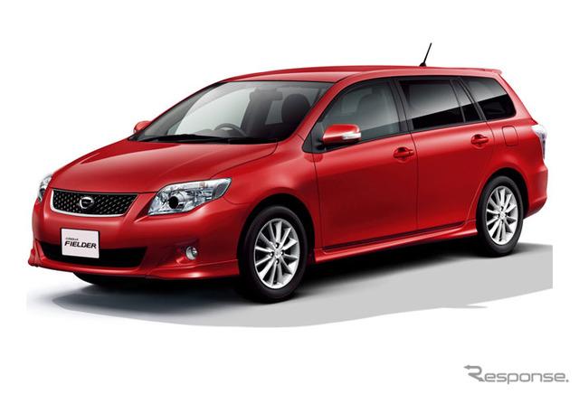 Toyota Corolla fielder (2006)
