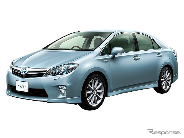 Toyota SAI (2009)