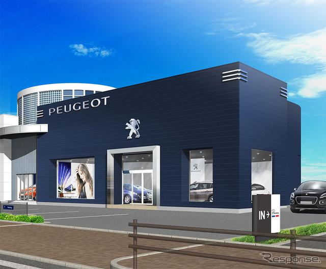Peugeot Sakai