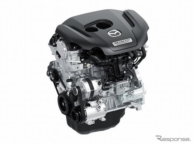 Mazda skyactiv-g 2.5 T