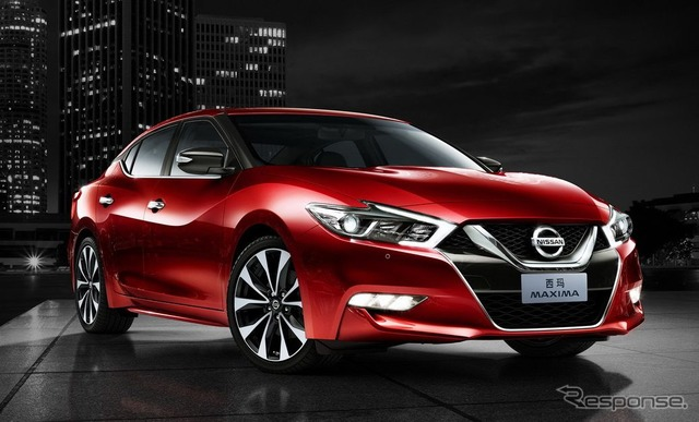Nissan Maxima new (Chinese version)