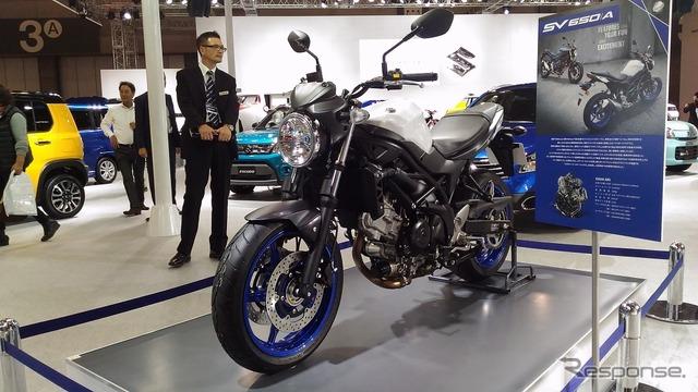 Suzuki SV650