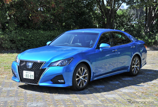 Toyota Crown Athlete S-T
