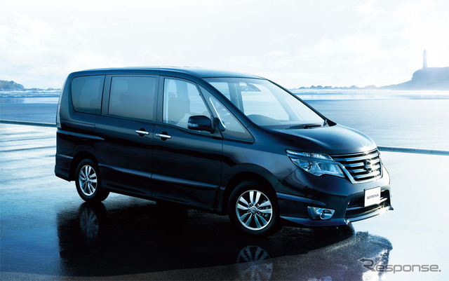 Nissan Serena Highway Star S Edition