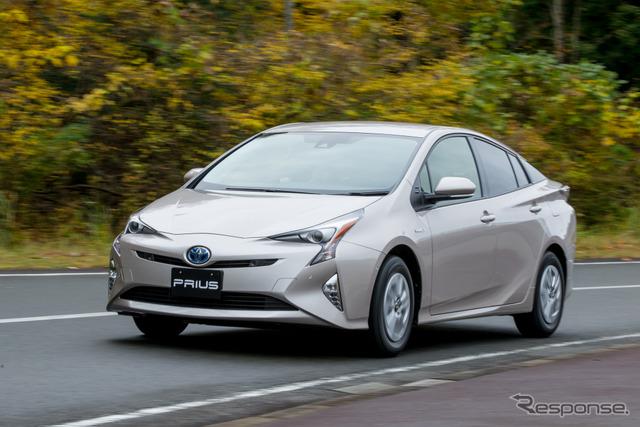 Toyota Prius prototype