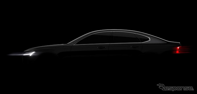 فولفو S90 الجديدة لاحظ الصورة
