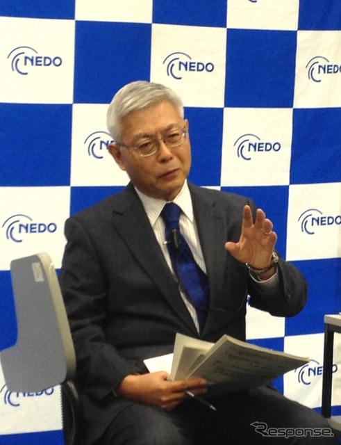 New energy and industrial technology development organization (NEDO) Furukawa Kazuo President