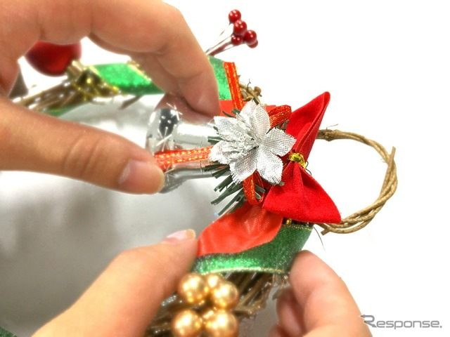 Original Christmas Wreath workshop