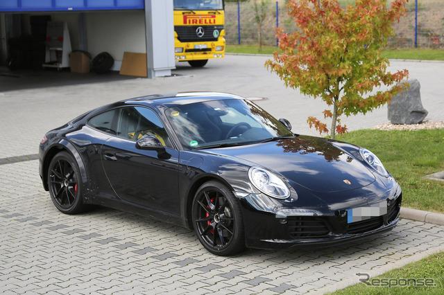 Porsche 911 scoop
