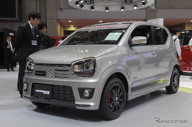 Suzuki Alto works (Tokyo Motor Show 15)