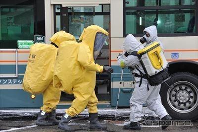 Ishigami wells police assumed sarin sprayed by neomugicha international terrorist training (26 and Nerima-Ku)