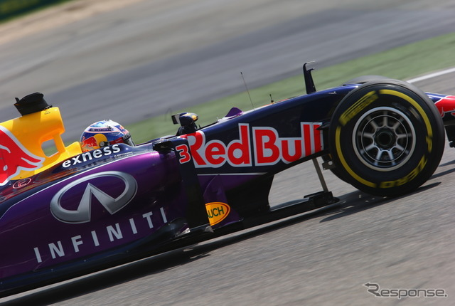 Infinity Red Bull Racing (images)