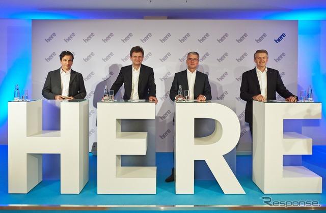 หัวหน้า กลุ่ม BMW ประกาศนี่ซื้อ Nokia ออดี้ เดมเลอร์เอ จี