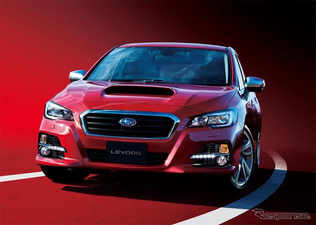 Subaru levogue GT 1.6 EyeSight s-style