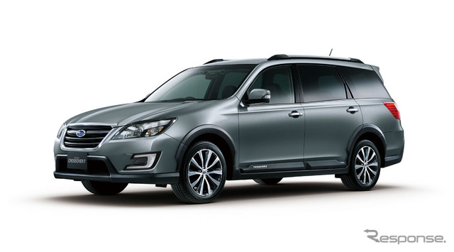 Subaru crossover 7 modern style