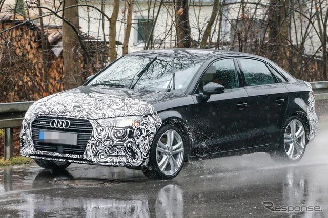 ตักรถเก๋ง Audi A3