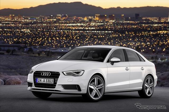 รถเก๋ง Audi A3