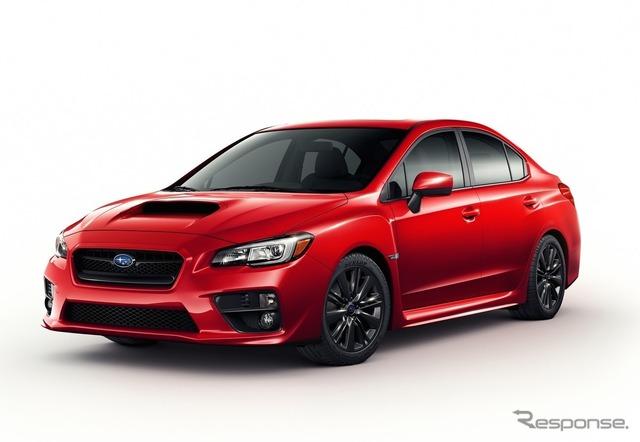 All-new Subaru WRX