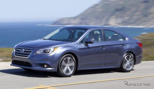 Subaru legacy model 2016