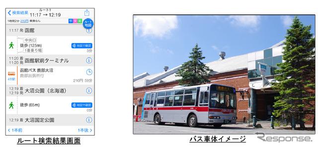 Hakodate bus