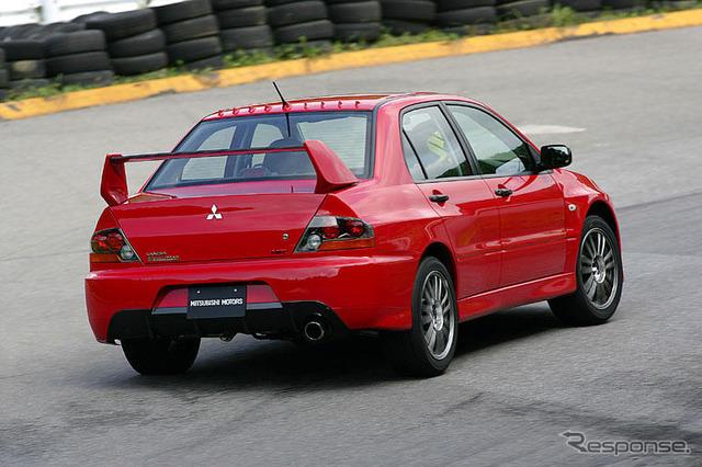 [Impl ' 06: Kinoshita ทีมีคุณภาพในของ Mitsubishi Lancer evolution IX MR ' ฮิโรยูกิที่เร็วที่สุด