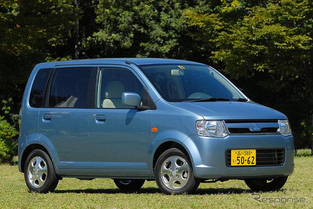 [Impl ' 06] 'เอ็มเจอยู่ Blondie Mitsubishi eK wagon' omission คือ คุณความดี