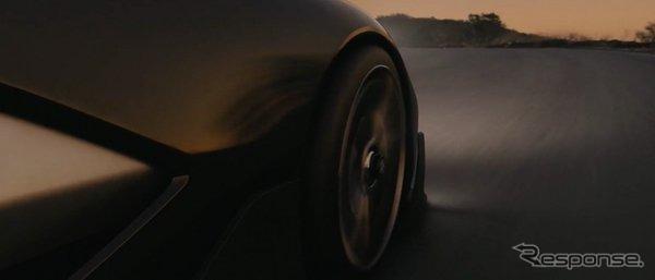 Subject image of Faraday Future of United States EV concept car