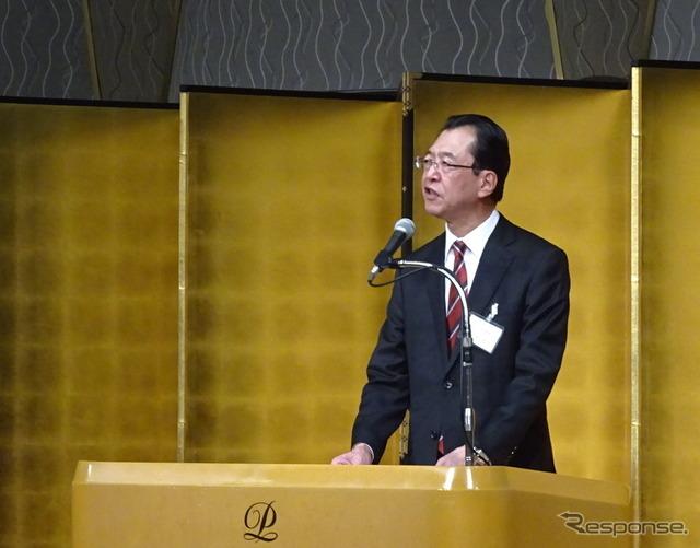Chairman of JAMA's pond, Fumihiko