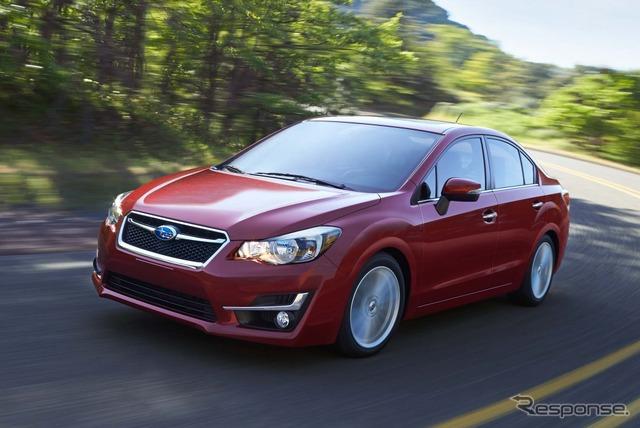 Subaru Impreza (North America specs)