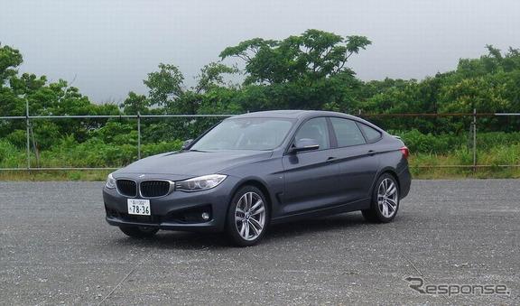 BMW bmw 3シリーズグランツーリスモ評価 : response.jp